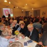 Afstemningsfest. Arrageret af   Skodborg Hjemstavnsforening og menighedsråd.